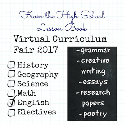 Finding the Right Words - Virtual Curriculum Fair Week 2 on Homeschool Coffee Break @ kympossibleblog.blogspot.com #hsCurriculumFair #homeschool #LanguageArts