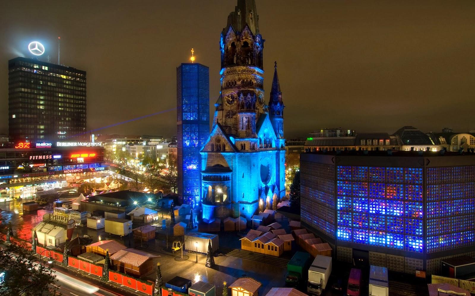 O que fazer e conhecer em Berlim