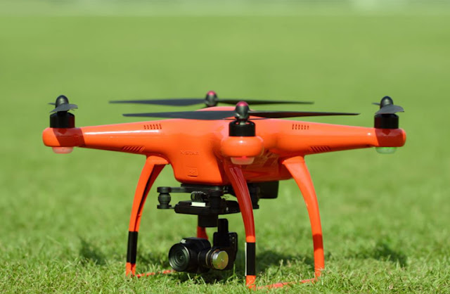 Review Drone Autel Robotics X-Star Premium Dengan Kamera 4K
