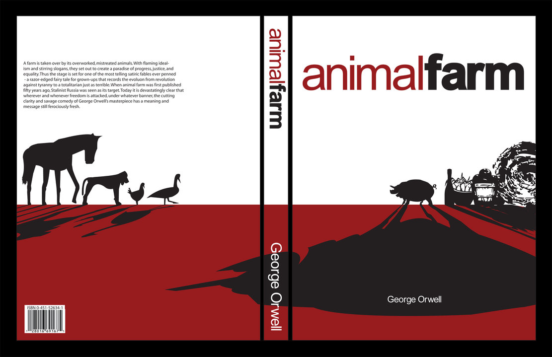 animal farm totalitarian government How was george orwell able to understand and depict totalitarian government with such precision and insight.