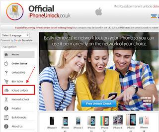Situs Web Resmidari Official IPhone