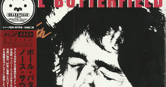 #64 Paul Butterfield's North South