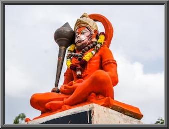 हनुमानजी को सिन्दूर क्यों लगते है। Hanuman-Sindoor Story.
