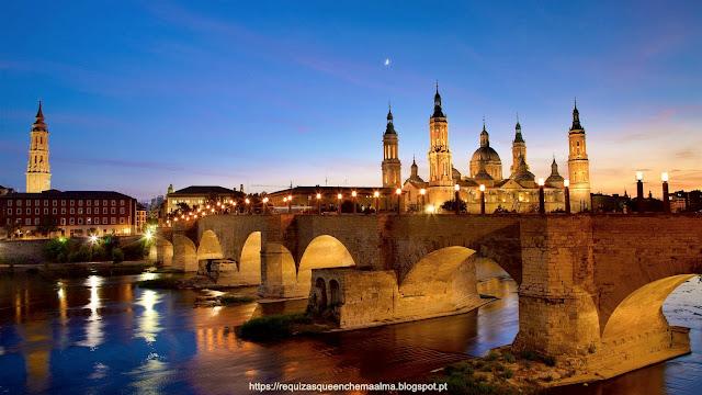 Puente de Piedra, Zaragoza