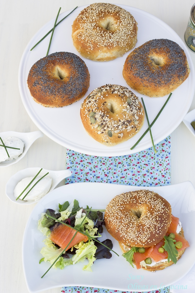 Bagels para Bake the World