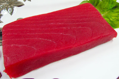 Yellowfin Tuna Saku Grades Based on Qualities