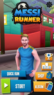 Download Messi Runner Apk 1