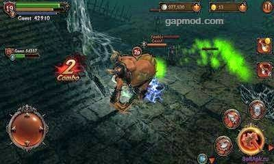 Download Eternity Warriors 2 v4.2.0 3D HD Apk