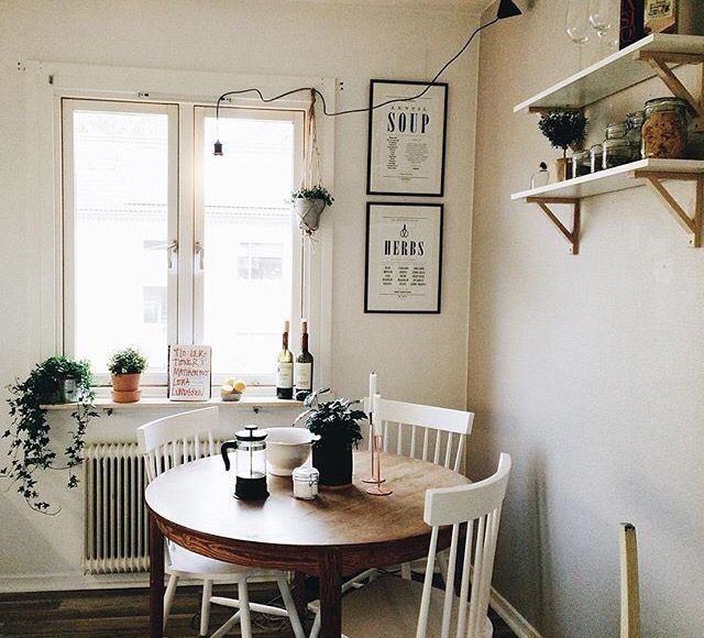 Small Space Dining Room: How To Create A Dining Room Area Into Your Small Space