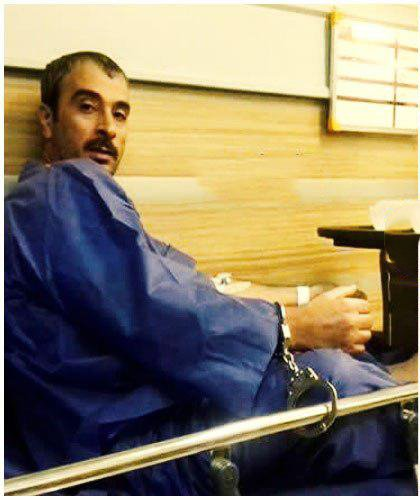 زندانی سیاسی حمیدرضا امینی- آریو برزن