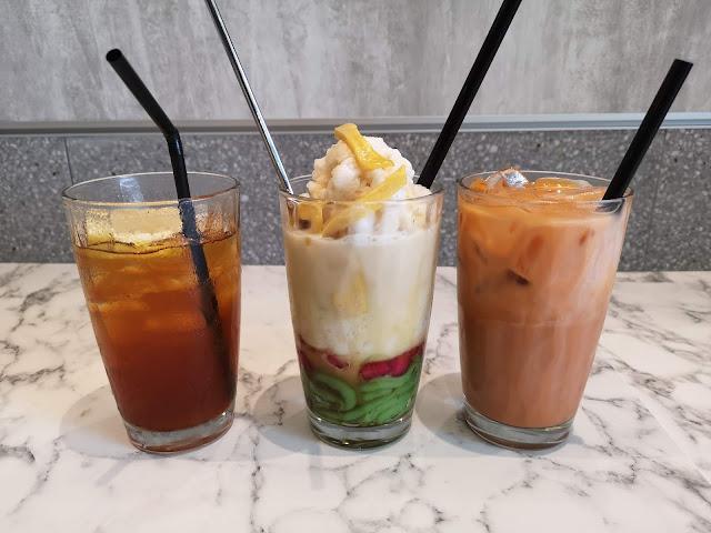 thai drinks
