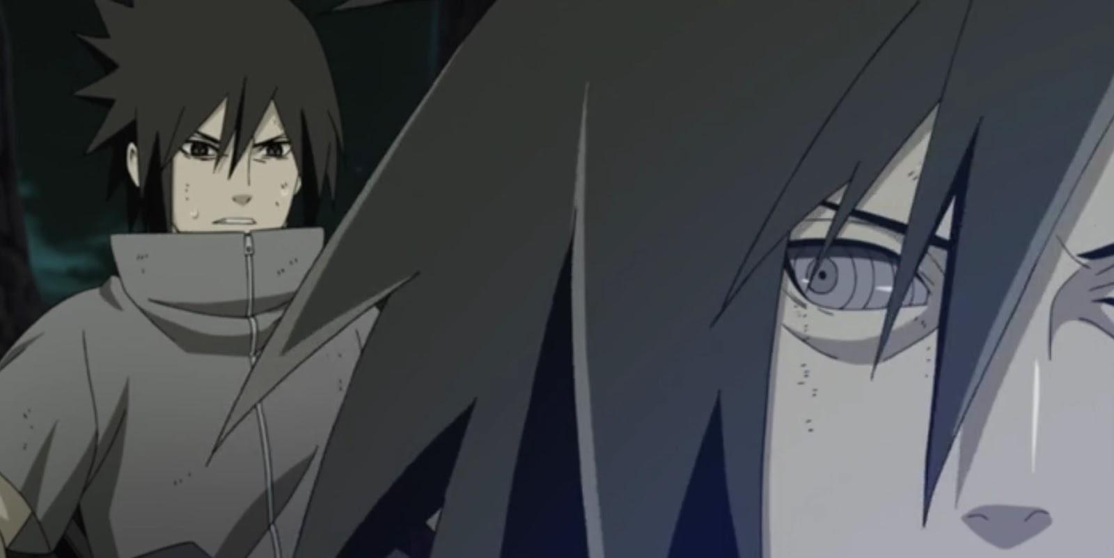 Naruto Shippuden: Episódio 393 – O Verdadeiro Fim