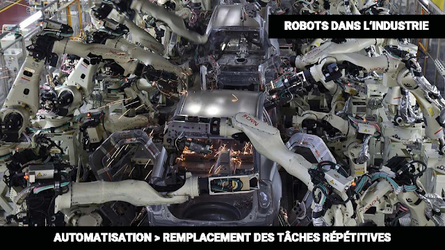 Robot dans l'industrie automobile