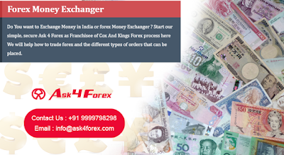 Cox and kings forex card rate