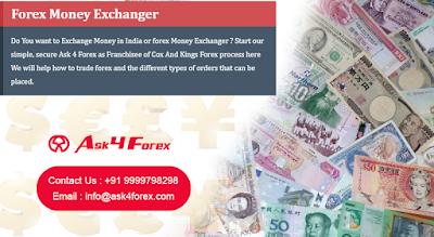 Forex exchange in delhi
