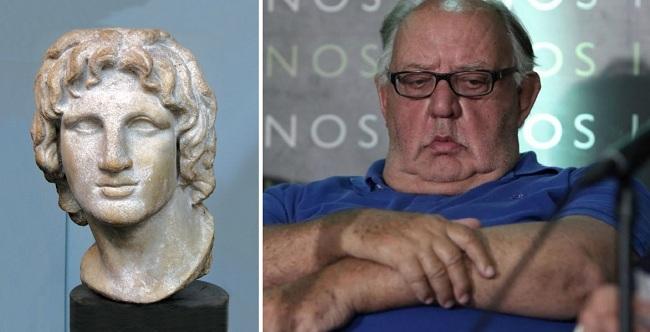 Πάγκαλος: «Ο Μέγας Αλεξάνδρος ήταν Αλβανός τότε δεν υπήρχαν Έλληνες»