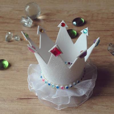 праздничная корона