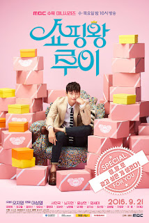 Data Lengkap Drama Korea Shopping King Louie