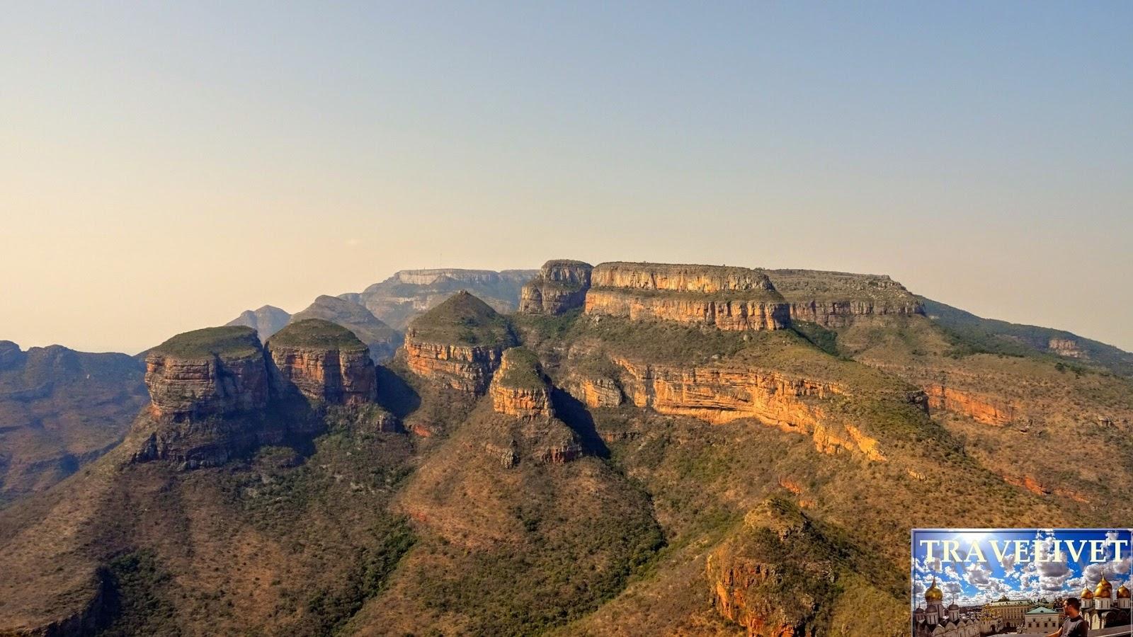 Afrique du Sud Le  Blyde River Canyon