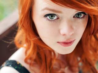 Mitos Menarik Tentang Si Rambut Merah