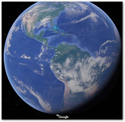 Google Earth 2021