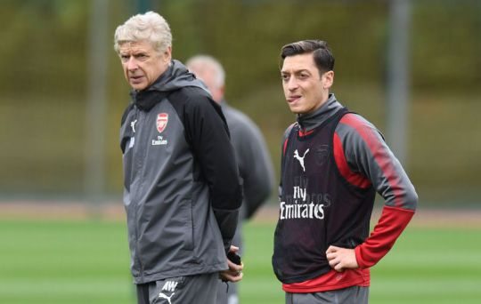 Arsene Wenger Says Mesut Ozil Move Will Hurt Arsenal