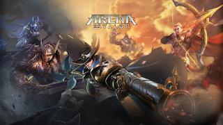 Cara Membuat Akun Baru Garena AOV - Arena Of Valor