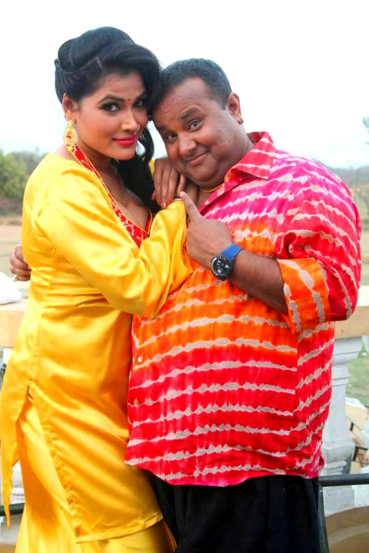 Seema Singh and Manoj Tiger Look in Sipahi