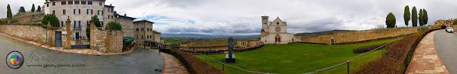 360 Panoramic View at Assisi