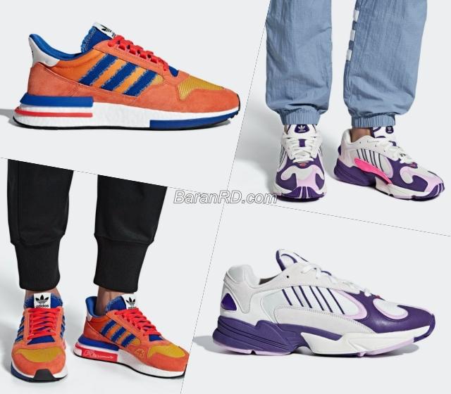 Adidas lanzará unos tenis inspirados en 'Dragon Ball Z'