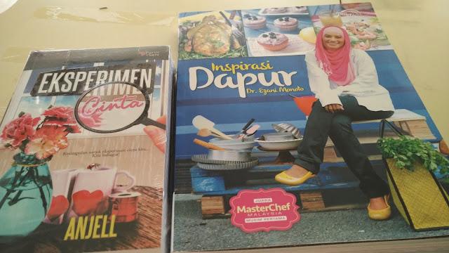 Inspirasi Dapur Dari Dr Ezani Juara Turn Me Up Buku Dah Sampai