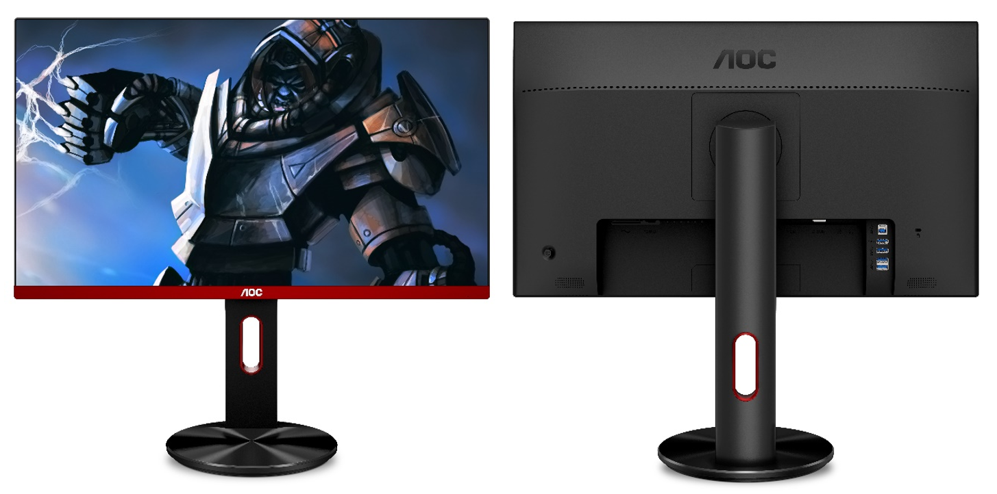 AOC and Philips Showcase New Monitors in the Philippines