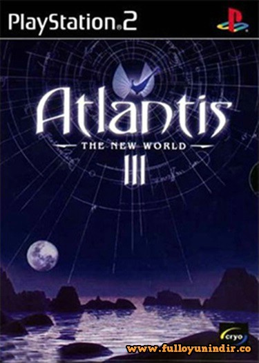 Atlantis III The New World (PAL) Playstation 2 Tek Link