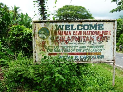 the viewing deck: Camarines Sur Day Tour 1st part