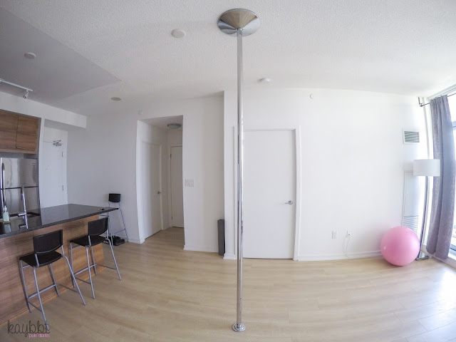 Home pole studio