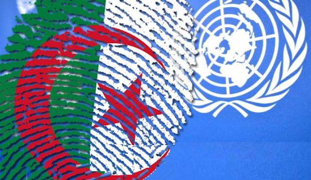 الجزائر ترد على الامم المتحدة
