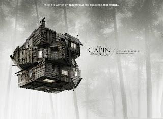 Cabin in the woods, una película que da menos de los que promete.