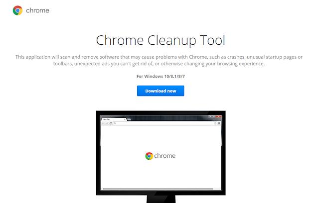 Membersihkan browser dari iklan mengganggu dan perangkat lunak perusak
