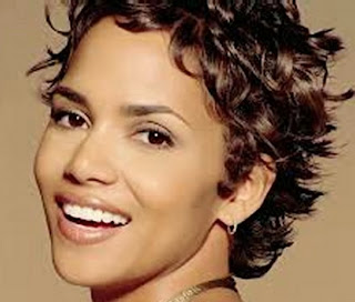 Curly Short Hairstyles for Cute Black Women