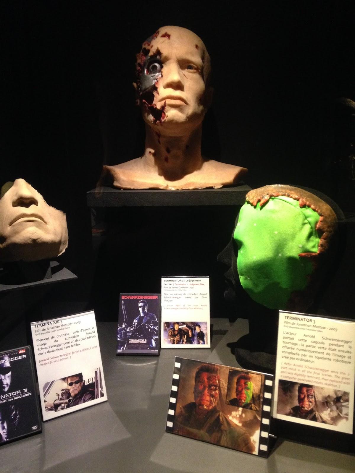 Terminator musee miniature cinema