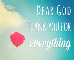 Bersyukurlah Pada Apa Saja