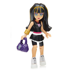 MH Creepateria Cleo de Nile Mega Blocks Figure