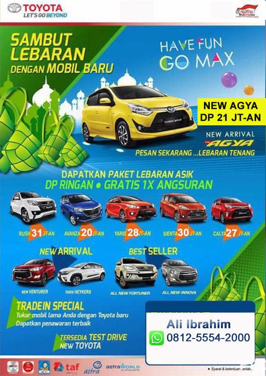 Promo Toyota Kaltara