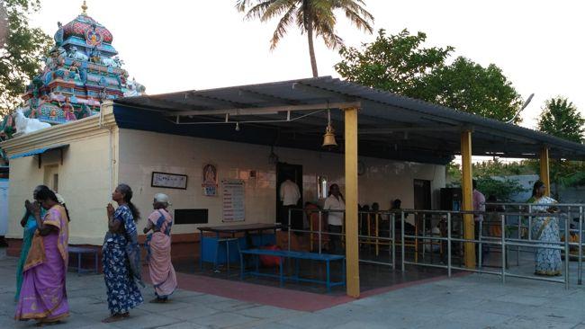 Sri Theneeswarar Temple Complex