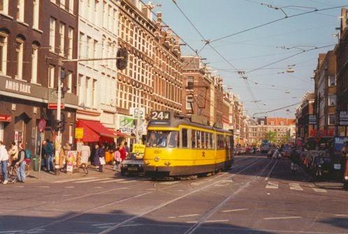 trams amsterdam rijden niet
