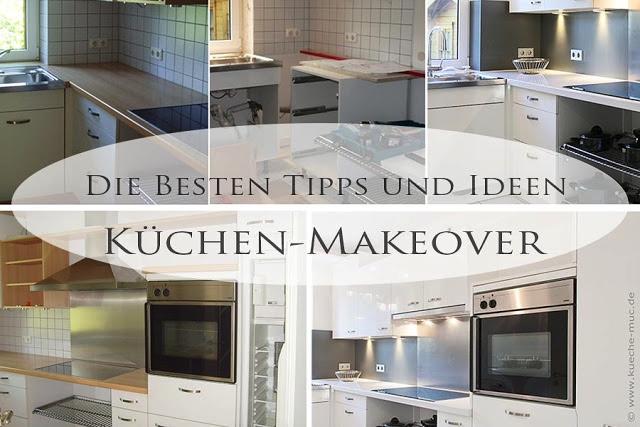 küche renovieren diy