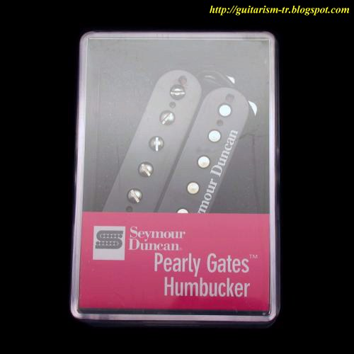 GUITARISM: Seymour Duncan Pearly Gates (SH-PG1) Review