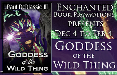 Read the Paranormal Thriller Goddess of the Wild Thing by Paul DeBlassie III