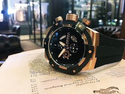 BRERA OROLOGI ファッション 時計 イタリア 男性 スーパースポルティーボ 新生活 新学期 カジュアル エレガント ビジネス ラバーベルト プレゼント