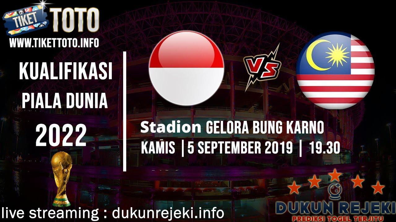 Prediksi Pertandingan Indonesia Vs Malaysia Kualifikasi Piala Dunia